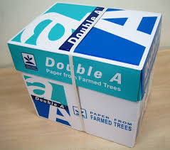Wholesale a: Double A Copy Paper A4 80GSM