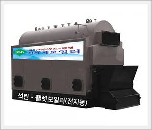 Wholesale no typing: COAL FIRED BOILER : Conveyor Type (Model No.K-SMART2016KAP001)
