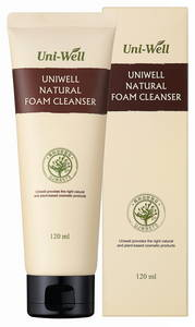 Wholesale Facial Cleanser: Natural Foam Cleanser