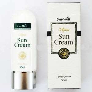 Wholesale finishing touch: Natural Sunblock Cream
