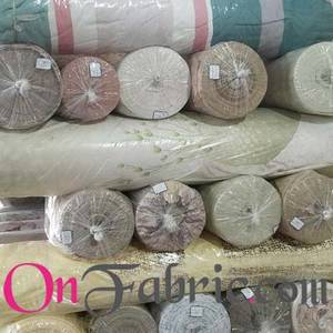 Wholesale curtains: Poly Printed Woven for Curtain 280CM