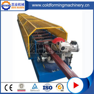 Wholesale Other Construction Material Making Machinery: Round Downspout Machine