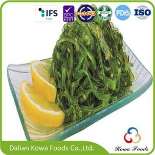 Sell Hot sale Japanese Frozen Seasoned Seaweed Salad (Goma Wakame)