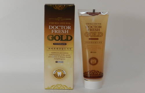 Sell Dr Fresh Gold Toothpaste Id 23414800 From Hanil