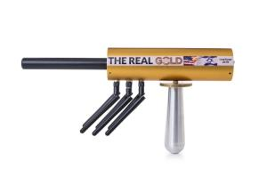 Wholesale magnetic base antenna: Real Gold AKS