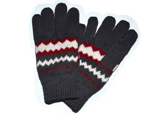 Wholesale Acrylic Gloves & Mittens: Knitted Gloves