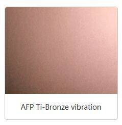 Wholesale Stainless Steel Sheets: Decorative Stainless Steel Sheets Etched Surface Finish Mirror PVD Ti-RoseGold