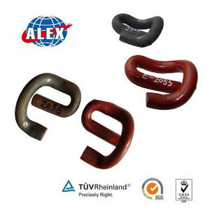Wholesale railway fastening: Fist ClipFor Railway Fastening System, 60Si2MnA Fist Clip, Shanghai Supplier Fist Clip