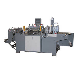 Wholesale Paper Processing Machinery: Flatbed Sticker Die Cutting Machine