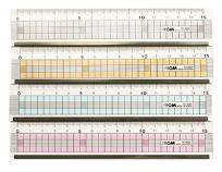 Wholesale Drafting Supplies: (Prom) 15cm Safe Cutting Ruler