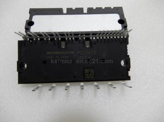 Ps22a73 MITSUBISHI Dual-In-Line Package Intelligent Power Module