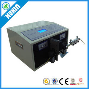 Wholesale pvc strip: Automatic Wire Stripping Machine; Wire Cutting and Stripping Machine; Popular PVC Coated Iron Wire S