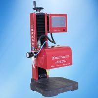 Kuntai Pneumatic Dot PIN Marking Machine Nameplate Metal Tags Engraving Machine