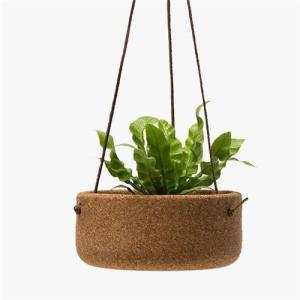 Wholesale flowerpot: Cork Flower Pot