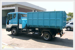 Wholesale Garbage Truck: Arm-Roll Truck