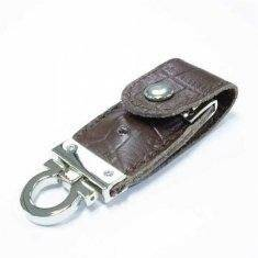 Wholesale leather gift usb stick: 1gb To 32gb Leather Usb Flash Drive, Ideal Business Gift Usb Flash Stick, Usb Pen Drive