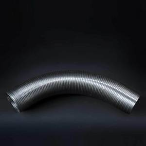 Wholesale exhaust pipe: Stainless Steel Exhaust Spiral Pipe