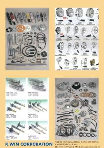Wholesale motorcycle parts: Motorcycle Spare Parts