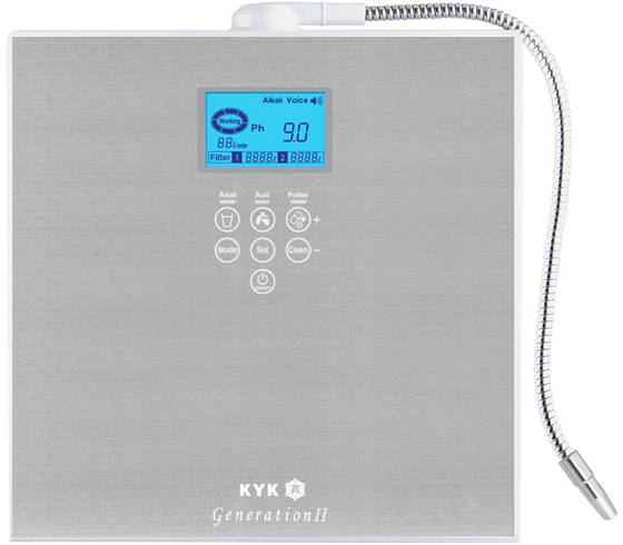 auto spare parts: Sell KYK Water ionizer(30000 Series)