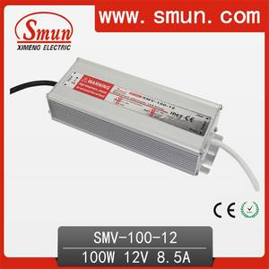 Wholesale 15v 1.2a: 100W LED Driver Power Supply Waterproof 12V 15V 24V 48V IP67 CE RoHS 2 Year Warranty Factory