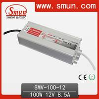 100W LED Driver Power Supply Waterproof 12V 15V 24V 48V IP67 CE RoHS 2 Year Warranty Factory