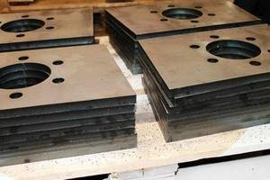 Wholesale laser cutting parts: Iron Laser Cutting Parts