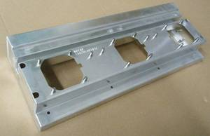 Wholesale sheet metal fabrication prototyping: Steel Bracket