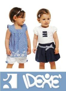 Wholesale children clothes: Children Stock Clothing Spring Summer Season Idexe (Italian Brand )