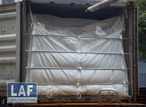 Wholesale bulk liner: LAF Brand PE/PP/PE MOVEN Dry Bulk Container Liner