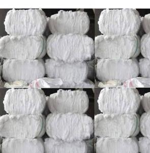 Wholesale cotton: Pure White Cotton Waste