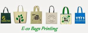 Wholesale Speciality & Promotional Bags: Ecobags with Printing
