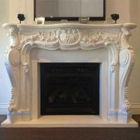 Stone Fireplace and Mantel for Sale Stone Fireplace Mantel Manufacturers