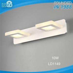 Wholesale led light factory: Factory Price High Power Recessed Modern 10W Aluminium LED Wall Mount Light for Home / Hotel Decorat