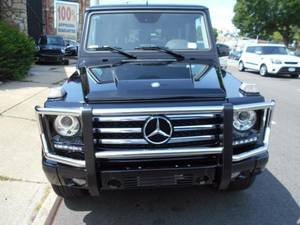 Wholesale Used Cars: 2015 Mercedes-Benz G550 4MATIC
