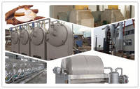 Hot Price Cassava Starch Processing Machine with High Quality Made in China Exportor