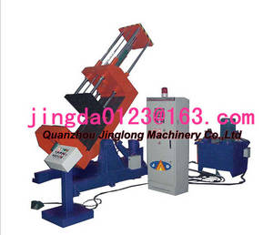 Wholesale Metal Casting Machinery: Supply Aluminum Alloy Gravity Die Casting Machines At A Low Price (JD-750-75A)