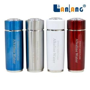 Wholesale sport bottle: Stainless Steel Sports Drink Alkaline Water Bottle