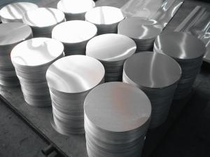 Wholesale aluminium circle pla: 1050 1070 1100 3003 5052 Spinning Treatment Aluminum Circle / Disc for Utensils Cookware
