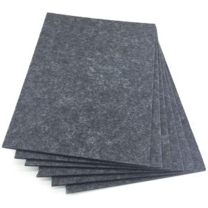 Wholesale Wall Materials: High Density Polyester Fiber Acoustic Panel, Sound Insulation Materials for Cinema