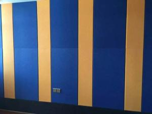 Wholesale conference desk: Fire Proof Polyester Fiber  Acoustic Board with Decorative Sound Absorbing Material