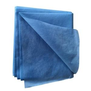 Wholesale pe pp nonwoven: Hydrophilic PP+PE Medical Bed Sheet