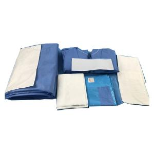 Wholesale surgical pack: C-Section Surgical Pack
