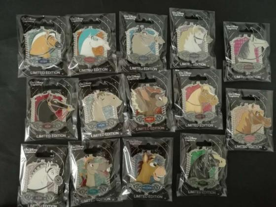 Sell disney stitch limited edition pins