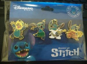 Wholesale booster packs: 2020 Disney Stitch Booster Packs