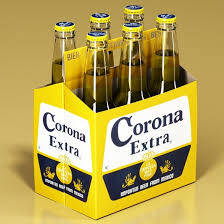 Wholesale alcoholic beverages: Corona Beer