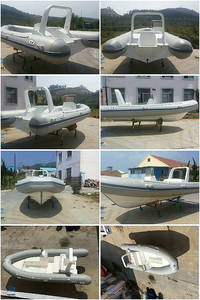 Wholesale Racing Boat: Rigid Hull Inflatable Boat