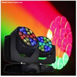 Wholesale sell 15 digital lcd: 19X15W LED Moving Head Light