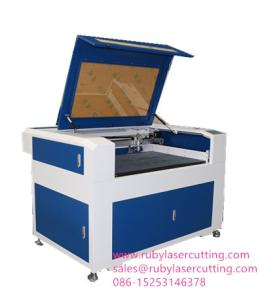 Wholesale co2 laser engraving machine: DSP Ruida Motherboard 80W 9060 CO2 LASER Engraving Machine