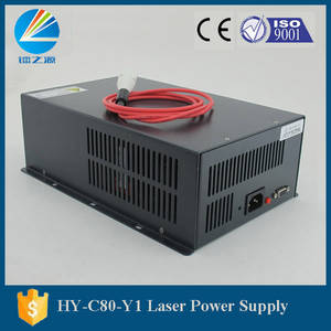 Wholesale Laser Equipment Parts: China Yueming 80W CO2 Laser Engraving Machine Power Supply