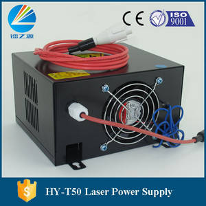 Wholesale 40w co2 engraver: 40W/50W CO2 Laser Power Supply for Mini Laser Plotter/Carver